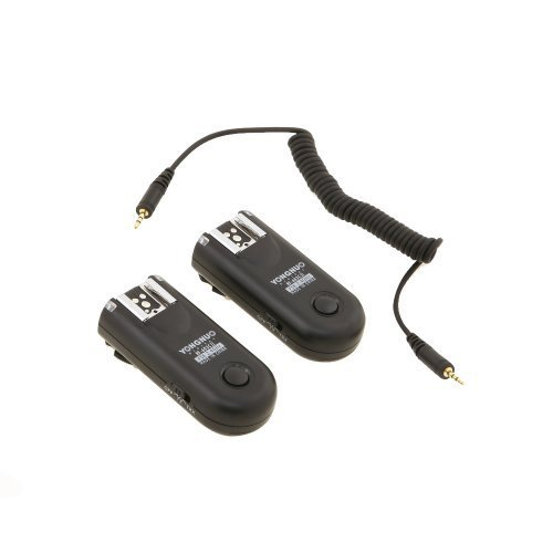 Yongnuo RF-603CII-C1 Wireless Flash Trigger Kit for Canon 60D 70D 350D 600D 700D  available at amazon for Rs.5395
