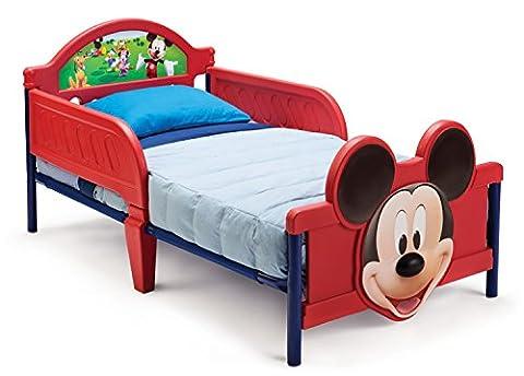 Disney Mickey Mouse 3D Toddler (Letto Disney)