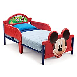 Disney – Lettino per bambini Mickey Mouse