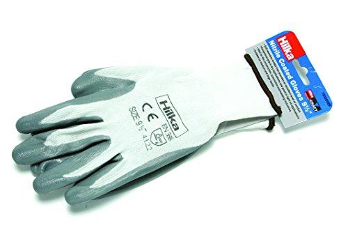 Hilka 75030009 Nitrile Coated Work Gloves