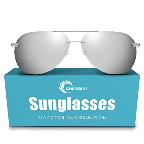 Zoom IMG-1 chereeki occhiali da sole uomo