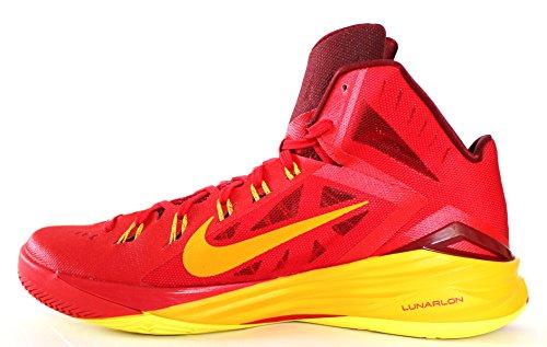 Nike Nike Hyperdunk 2014 Herren Basketballschuhe Rot