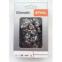 'Stihl Sierra Cadena 3/81,6mm 66GL–45cm mitad de cincel RMC 36520000066
