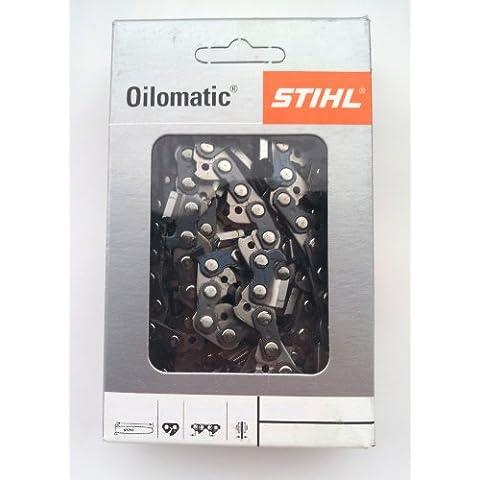 'Stihl Sierra Cadena 3/81,6mm 72GL–50cm mitad de cincel RMC 36520000072