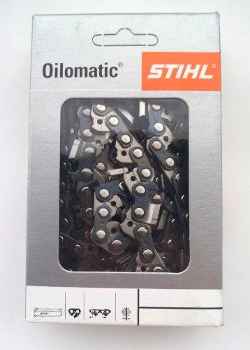 'Stihl Sierra Cadena 3/81,6mm 66GL-45cm mitad de cincel RMC 36520000066
