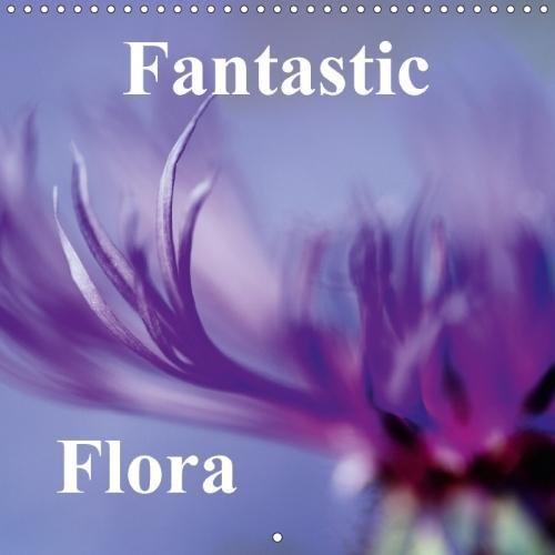 Fantastic Flora (Wall Calendar 2018 300 × 300 mm Square): Beautiful flowers. (Monthly calendar, 14 pages ) (Calvendo Nature) [Kalender] [Sep 07, 2015] Davies, Neil