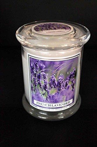 Kringle-Candela in barattolo, fragranza: lavanda francese, 4,5 g 20 ore