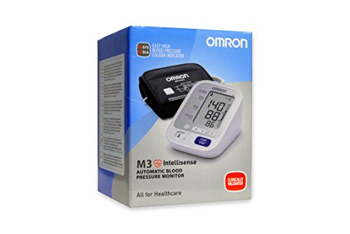 Recensione e opinioni su OMRON M3 Misuratore Pressione..