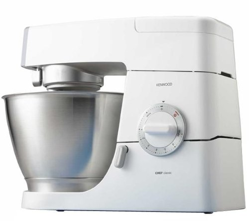 Kenwood KM336 Chef Classic Robot ménager blanc 800 W