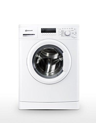 Bauknecht WAK 83 Waschmaschine FL / A+++ / 193 kWh/Jahr / 1400 UpM / 8 kg / 11000 L/Jahr / Mengenautomatik /Unterbaufähig / weiß - 4