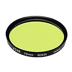 Hoya 72mm Hmc Screw-in Filter - Yellowgreen