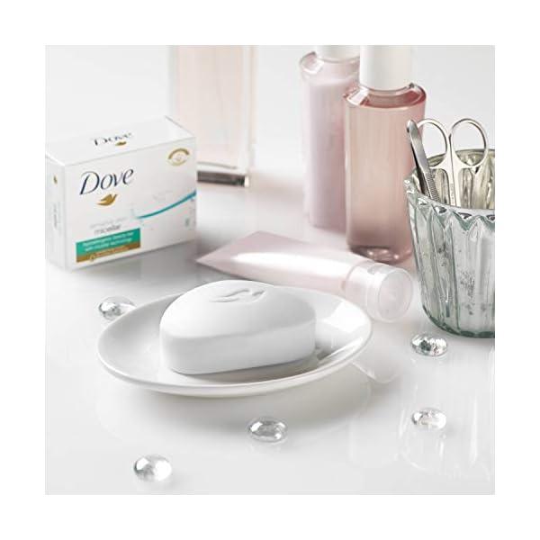 Dove, Sensitive Skin micellar Jabón, 2 Unidades