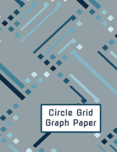 Contour Designs Kostüm - Circle Grid Graph Paper: Create Your Quilting Projects with Ease!