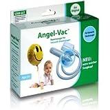 Angel-Vac Neuszuiger, voor Vorwerk, stofzuiger met extra zachte zuigkop, het origineel sinds 25 jaar