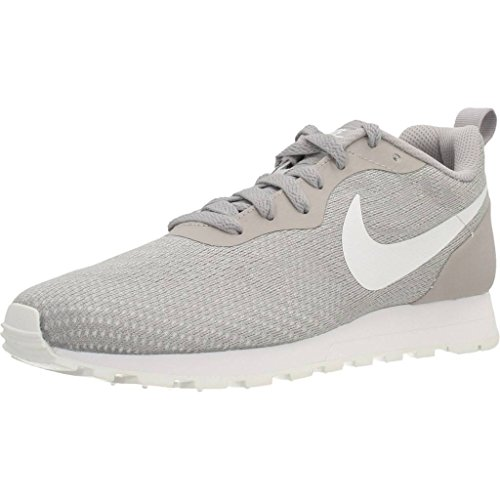 Nike Damen Sneaker Mid Runner 2 Eng Laufschuhe Grau (Atmosphere Grey/White 004)