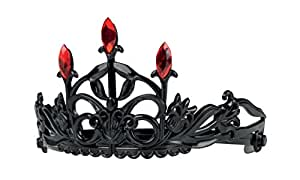 BOLAND BV Boland 96928 Tiara Crown Ruby One Size