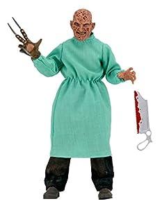NECA - Freddy Krueger Cirujano, Figura de 18 cm, Elm Street Ultimate Freddy (NEC0NC14963)