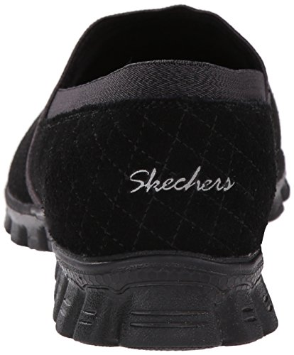 Skechers Ez Flex 2 Schmiegte Sich Trainer 22780 Schwarz Schwarz