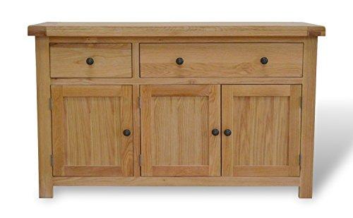 canton-oak-large-sideboard-3-door-2-drawer-storage-cupboard-solid-hardwood-buffet-cabinet-dresser-ba