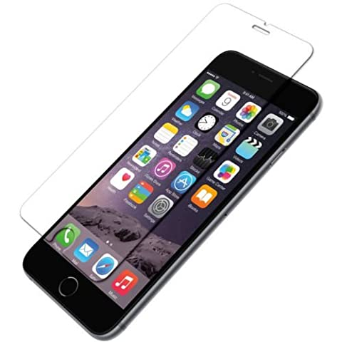 BNBUKLTD® 2 X (2 Pack) Tempered Glass Screen Protector For Various devices (Iphone 6 & 6S Plus)