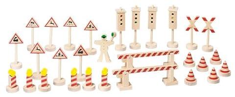 Signalisation Enfants - Goki - 2041285 - Figurine Transport Et