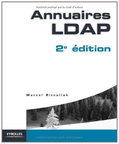 Annuaires LDAP par Marcel Rizcallah
