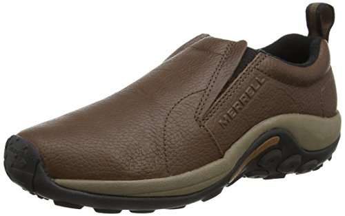 merrell-jungle-moc-mens-loafer-shoes-brown-black-slate-9-uk