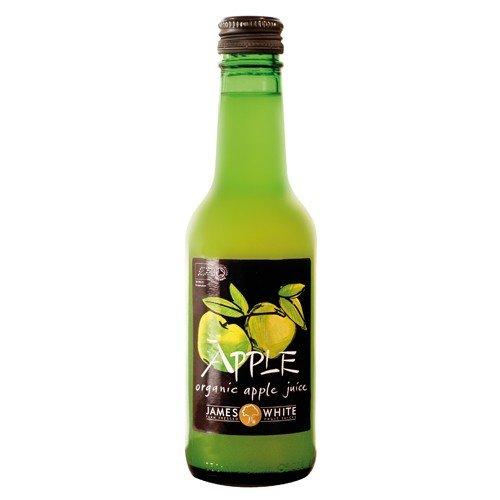 James White - Organics - Apple Juice - 250ml (Case of 24)