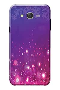 Kanvas Cases Printed Back Cover For Samsung Galaxy J5 + Free Earphone Cable Organizer