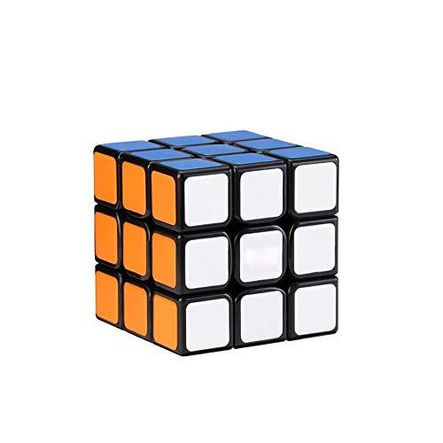 El cubo de Rubik, con un cubo suave de Rubik de alta calidad, se puede usar como un cubo de Rubik para juegos pequeños, fuerte y duradero (segundo orden/tercer orden) (Edition : Third order)