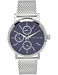 Giordano Multifunction Blue Dial Men's Watch- 1849-33