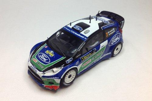 Educa Borrás Scalextric Original - Ford Fiesta Rs WRC - coche slot analógico (A10092S300)