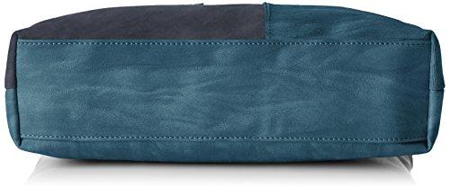 Remonte - Q0410, Borsa a tracolla Donna Jeans
