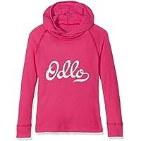 Odlo Kinder Shirt L/S with Facemask Warm Kids Ski-unterhemd