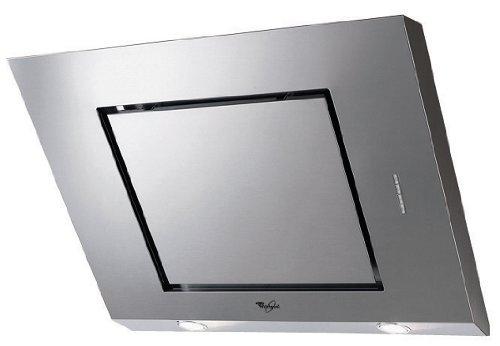 Whirlpool - AKR808IX - Hotte Décorative Murale - 650 m3/h - Inox