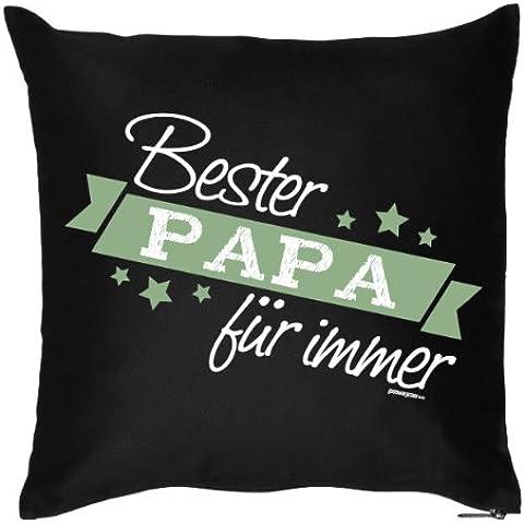 regalo para el Día del Padre Father regalo Cojín con relleno mejor papá para siempre regalo para Papa