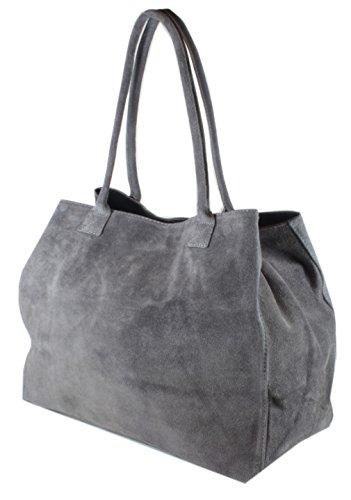 taschentrend-colani-grosser-shopper-schultertasche-leder-handtaschen-damen-velour-wildleder-henkelta