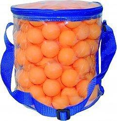 BALLTASCHE gefüllt Plastikball VERFÜGBAR AB JUNI 2016 sunflex BALLTASCHE aus ABS, gefüllt mit 144 TT-Bällen, orange, Plastikball 40+.