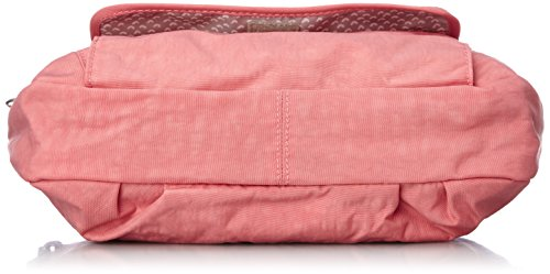 Kipling Syro, Borsa a Tracolla Donna Rosa (10V Blush Pink C)