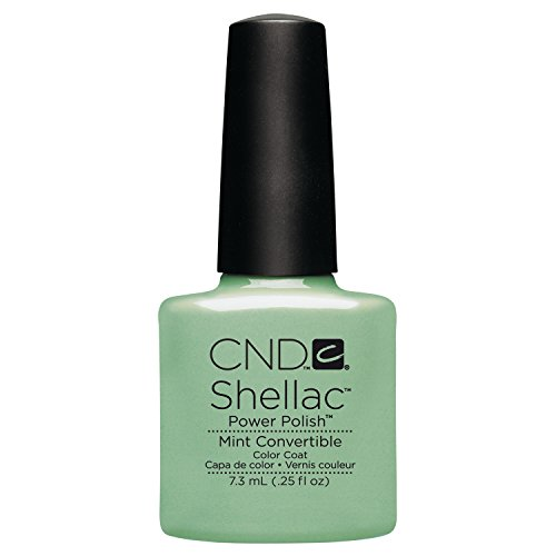Preisvergleich Produktbild CND Shellac Mint Convertible, 1er Pack (1 x 7 ml)