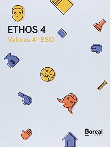 Ethos 4. Valores 4º ESO