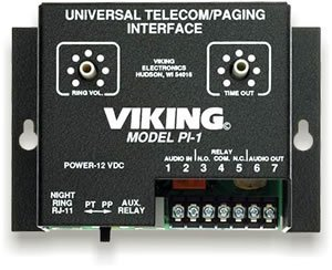 Viking Electronics Universal Telecom Paging (Viking Paging-system)