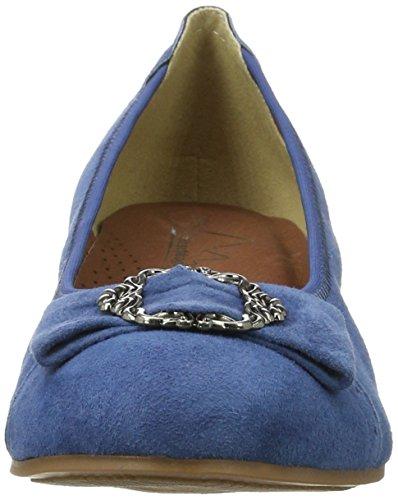 Andrea Conti 3009220 Damen Pumps Blau (Jeans)