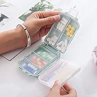 Edited Leicht Tragbar Pillendose Tablettendose Kapseldose Pillen Veranstalter VitaminMedizin Kasten Organisator... preisvergleich bei billige-tabletten.eu