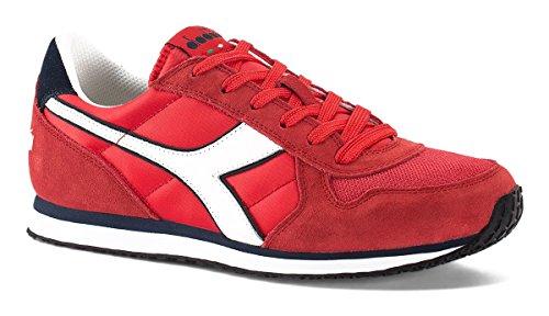 diadora-k-run-ii-herren-niedrige-sneaker-rot-rot-grosse-44-eu