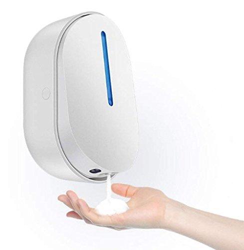 Automatische Seifenspender wandmontage, 250ML Infrarot Bewegungsmelder, Küche und Bad