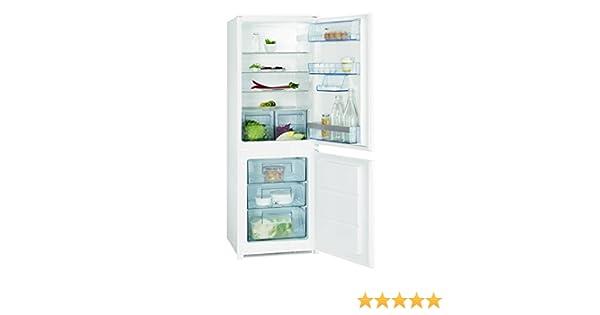 Aeg Kühlschrank Santo Temperatur Einstellen : Aeg santo scs51600s1 kühl gefrier kombination a 157 50 cm höhe
