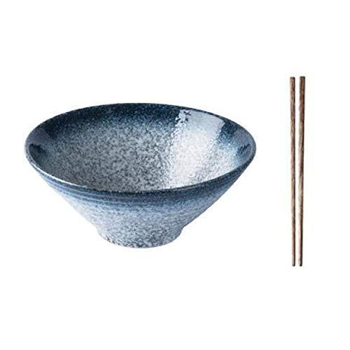Tazón De Ramen Japonés De Cerámica