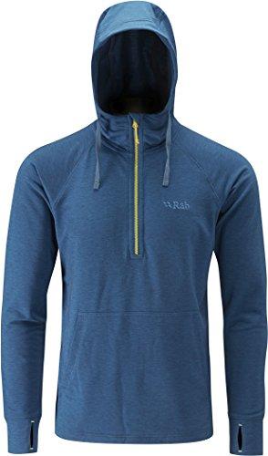 Rab Top-Out - Sweat-shirt Homme - bleu Modèle XL 2018 sweatshirt