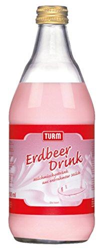 Turm - Strawberry Drink Erdbeermilch - 500ml